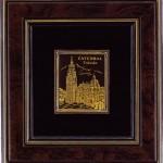 Cuadro Damasquinado Catedral de Toledo