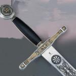 Espada Excalibur Cincelada