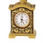 Reloj Damasquinado Árabe
