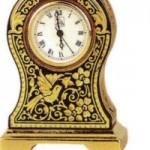 Reloj Damasquinado Renacimiento