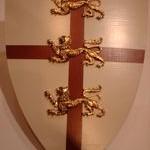 Mini Escudo Ricardo Corazón de León